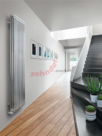 Радиатор Zehnder Charleston CC3180-4 N2670 ½ Chrome